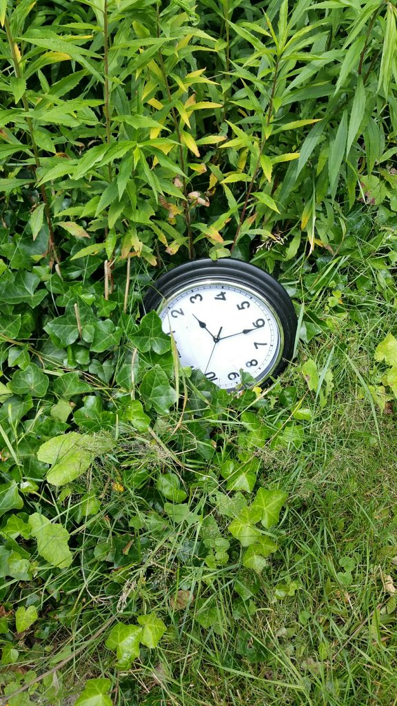verloren klok