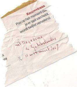 Magnifiek Zinnen om over na te denken – Literair-plus #WA53