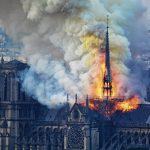 Brand van de Notre-Dame